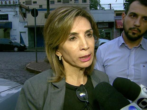 A prefeita de Ribeirão Preto, Dárcy Vera (PSD) (Foto: Reprodução/EPTV)