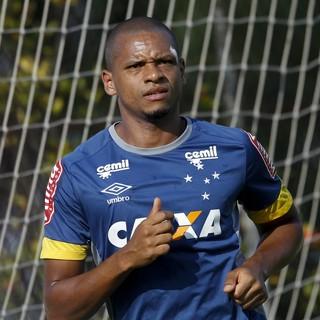Edimar Cruzeiro (Foto: Washington Alves/Light Press)