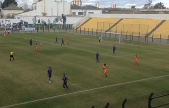 Manthiqueira derrota o Atlético Mogi e vence a primeira na quarta divisão