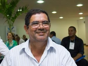 Prefeito de Campestre, Gilvan Cabeção (Foto: Jonathan Lins/G1)