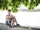 Delícia, delícia! Confira ensaio exclusivo com Guilherme Leicam, o Vitor