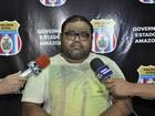Músico é preso após golpes de R$ 250 mil (Polícia Civil/Divulgação)
