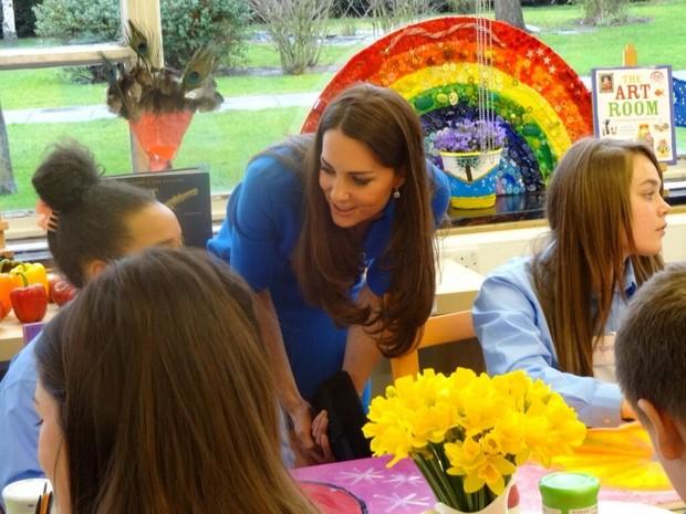 Kate Middleton (Foto: Reprodução/ Twitter)