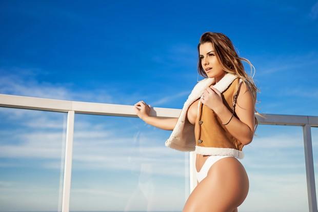 Arícia Silva (Foto: Dalazen Jr / MF Models Assessoria )