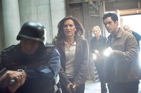 """Cena de """"Law & order SVU"""" (Foto: Reprodução)"""