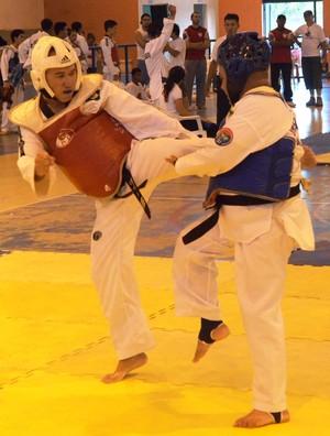 Luta na categoria Master (Foto: Tércio Neto/GloboEsporte.com)