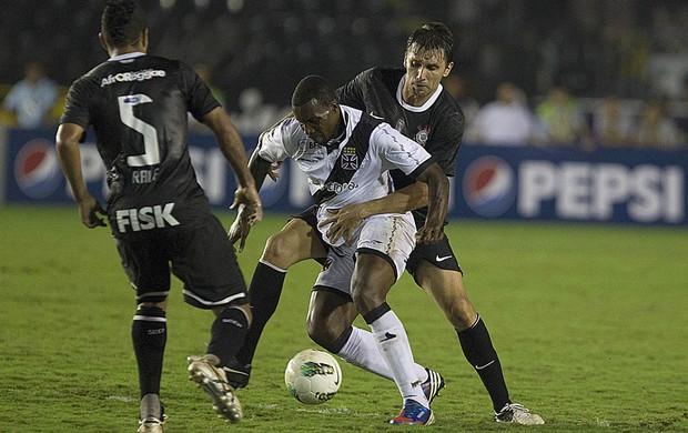 Paulo Andre, Vasco e Corinthians (Foto: Daniel Augusto Jr. / Agência Corinthians)
