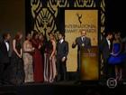 'Império' e 'Doce de Mãe' vencem o prêmio Emmy Internacional