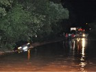 Temporal causa enchentes e deixa um morto no sudoeste do Paraná