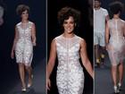 Apoena leva a alegria da Turma da Mônica às passarelas do Fashion Rio