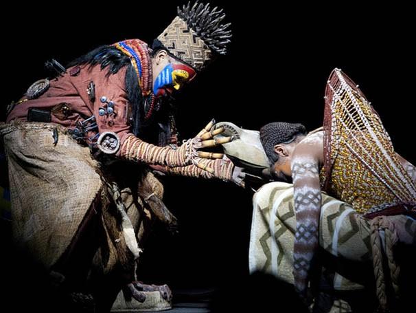 O Rei Leão é a sexta produção mais duradoura na história dos musicais da Broadway (Foto: Divulgação)