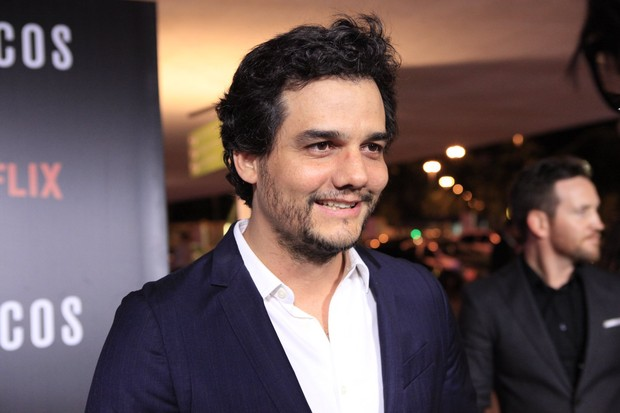 Wagner Moura  (Foto: Isac Luz)