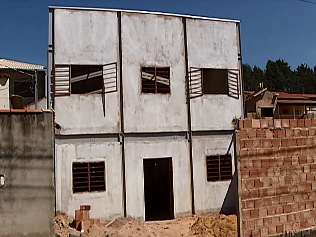 Nova sede do Hospital de Brinquedos deve ficar pronta até o fim do ano (Foto: Reprodução/Tv Integração)