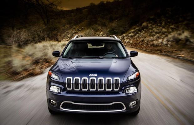 Jeep Cherokee 2014 (Foto: Divulgação)