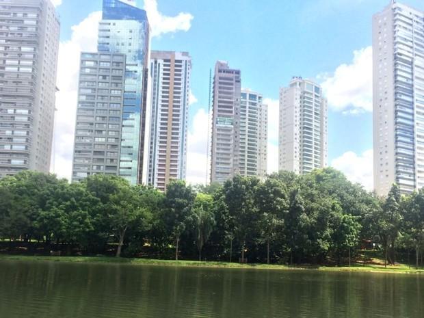 Especialistas revelam expectativas do mercado imobiliário para 2017 em Goiás (Foto: Murillo Velasco/G1)
