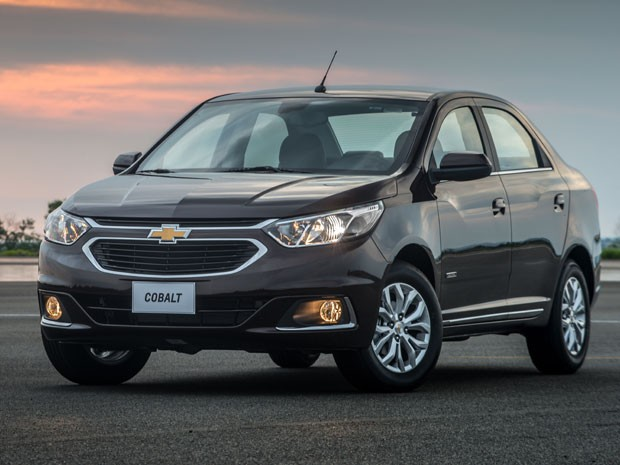 Chevrolet Cobalt 2016 (Foto: Divulgação)