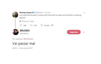 """Adversário no Mundial de LoL provoca e brasileiro responde: """"Vai passar mal"""""""