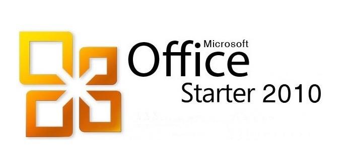 Microsoft Office Starter 2010, versão grátis e simplificada da suíte original (Foto: Divulgação/Microsoft)