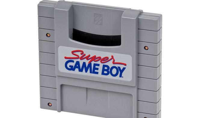 Super Game Boy permitia rodar jogos de Game Boy no console (Foto: Divulgação)
