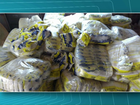 Policiais apreendem 1,5 tonelada de sal temperado em Cascavel, no PR