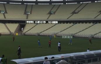 Guarani de Juazeiro larga na frente; Uniclinic fica no empate com Guarasol