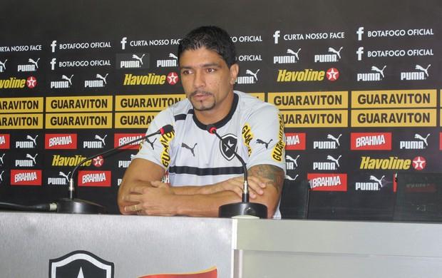 renato botafogo (Foto: Raphael Marinho/Globoesporte.com)