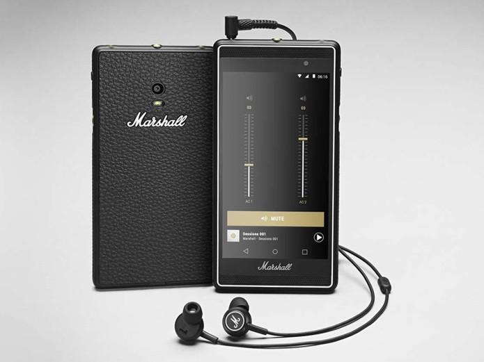 Marshall London tem hardware e software desenvolvidos especificamente para quem curte som de alta qualidade (Foto: Divulgação/Marshall)