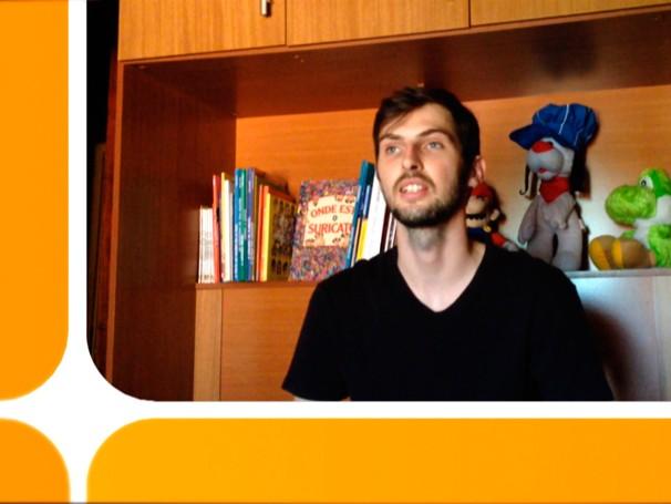 Rafael Noris destaca que ler com os filhos é mais que uma atividade educativa, é um laço de família que se fortalece (Foto: Globo)