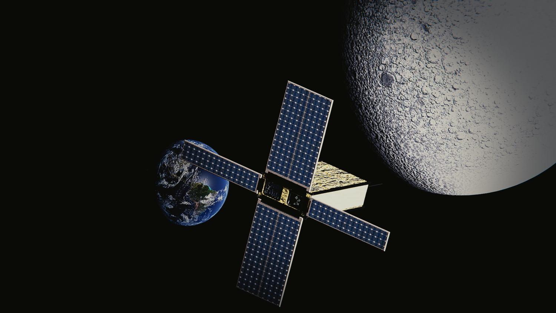 Missão de baixo custo Garatéa-L quer usar um nanossatélite para promover o primeiro voo orbital lunar brasileiro (Foto: divulgação)