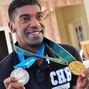 André Domingos atletismo (Foto: Divulgação)