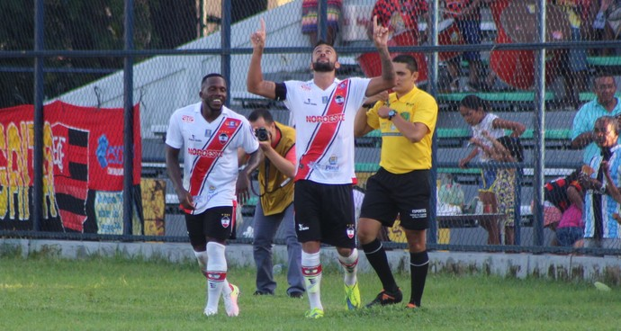 Humberto Flamengo-PI x River-PI - Campeonato Piauiense 2017 (Foto: Stephanie Pacheco)