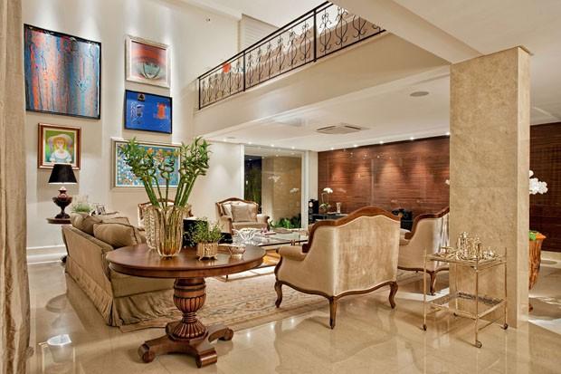 D cor do dia luxo confort vel casa vogue interiores for Decor interiores
