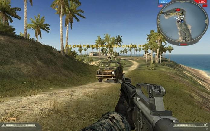 Battlefield 2 (Foto: Divulgação)