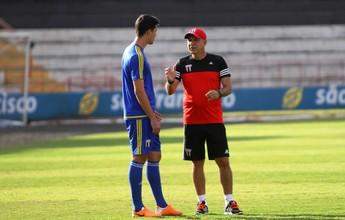 """""""É o jogo mais importante da minha carreira"""", admite Matheus Mancini"""