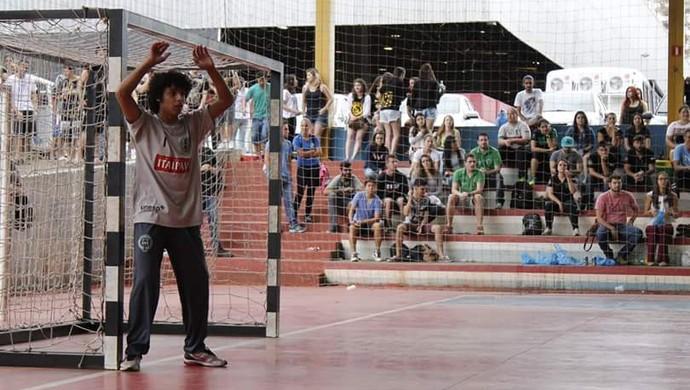 Guilherme Oliveira Universitário (Foto: Arquivo pessoal)