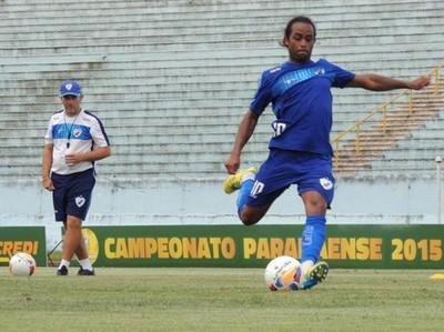 Celsinho, ,meia do Londrina (Foto: Pedro A. Rampazzo/Site oficial do Londrina)