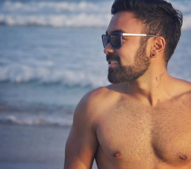 Mauro Sousa é filho de Maurício de Sousa e faz sucesso na web (Foto: Reprodução/Instagram)