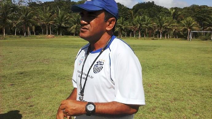 Edson Ferreira - São Raimundo (Foto: João Paulo Oliveira/Agência Tufão)