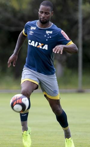 Dedé; Cruzeiro (Foto: Cristiane Mattos/Light Press)
