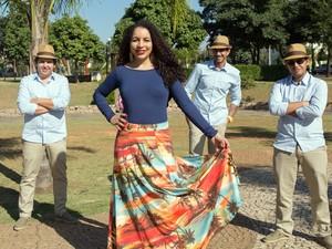 Eliz e Trio apresentará show na Sala Palma de Ouro (Foto: Cintia Antunes/Divulgação)