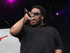 Rapper BNegão faz show gratuito no Sesc em Bauru, SP