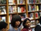 Michelle Obama faz apelo por mais controle de armas de fogo nos EUA