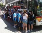 Como foi a 1ª viagem do Arena Futebol (Diego Guichard/GLOBOESPORTE.COM)