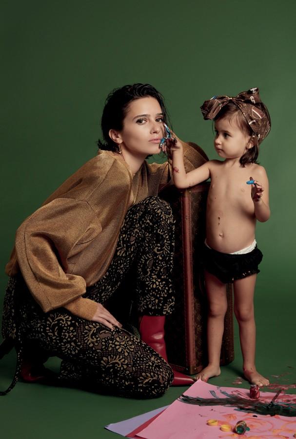Dia das Mães (Foto: Bruna Castanheira)