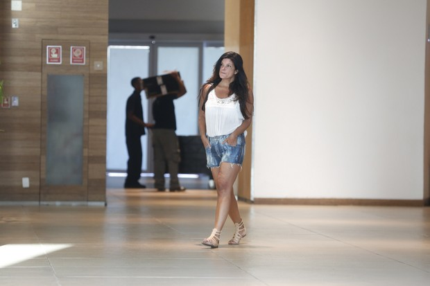 Cristiana Oliveira (Foto: GABRIEL RANGEL/AGNEWS)