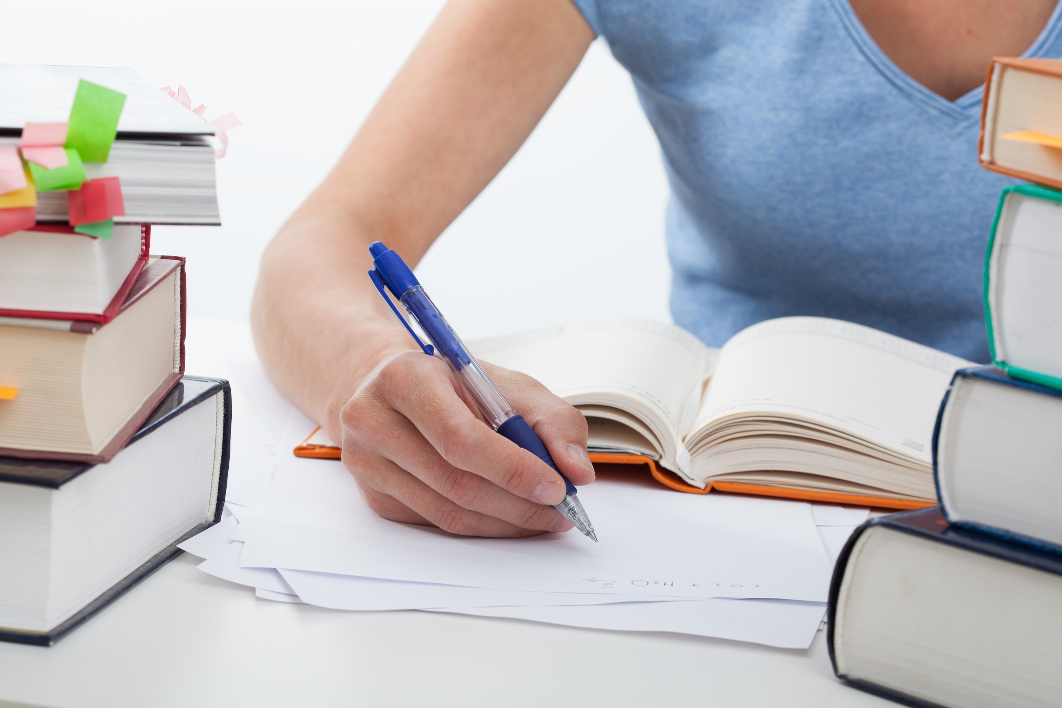 Estudante (Foto: Thinkstock)