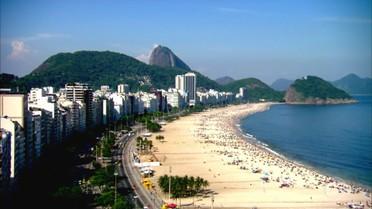 'Domingão' homenageia a cidade do Rio de Janeiro