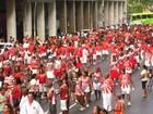 Viradouro abre temporada de ensaios na rua no RJ