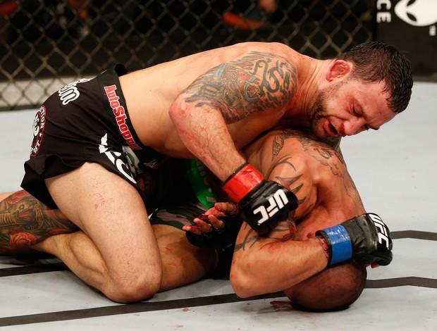 UFC: Frankie Edgar x Cub Swanson (Foto: Getty Images)