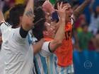 Vitória sobre a Bélgica põe Argentina em semifinal de Copa após 24 anos